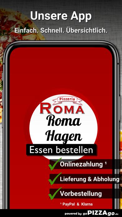 Pizzeria Roma Hagen screenshot 1