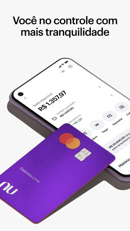Nubank - Conta e Cartão screenshot-7