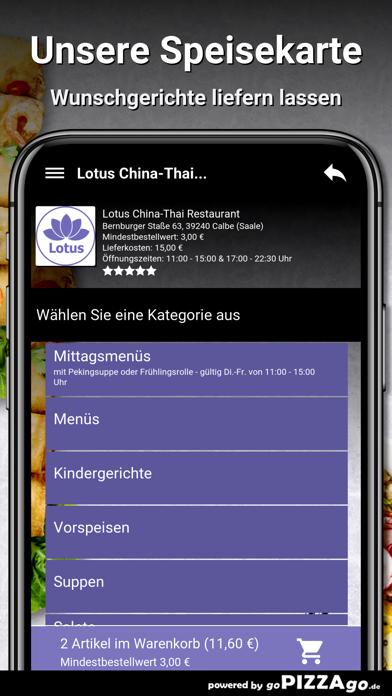 Lotus Calbe (Saale) screenshot 6