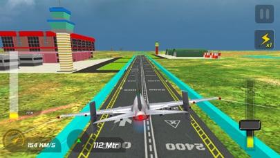 飛行機 フライト パイロット シミュレーター紹介画像1