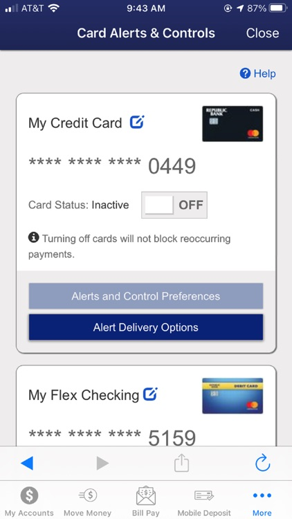 Republic Bank Mobile App screenshot-8