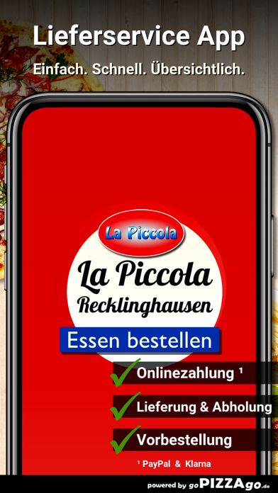 La Piccola Recklinghausen screenshot 1