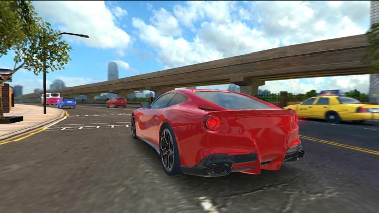 Racing in Car 2021 screenshot-3