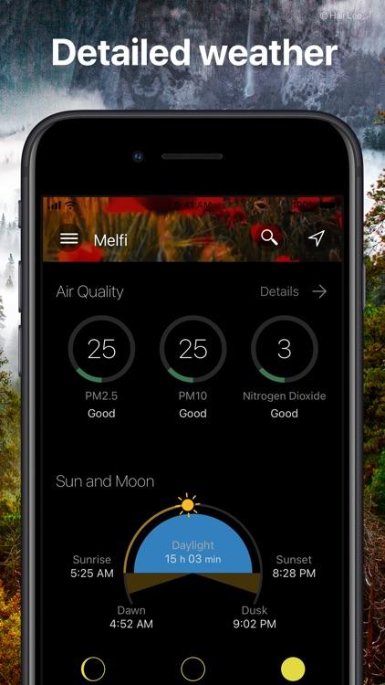 Weather & Widget - Weawow screenshot-4