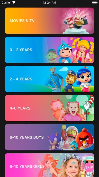 HappyKids - Videos for Kids screenshot-3