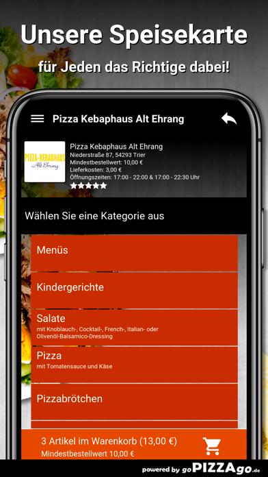 Kebaphaus Alt Ehrang Trier screenshot 4