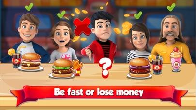 バーガーシェフのレストランのゲーム紹介画像3
