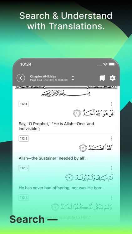 Tarteel: Recite Al Quran screenshot-3