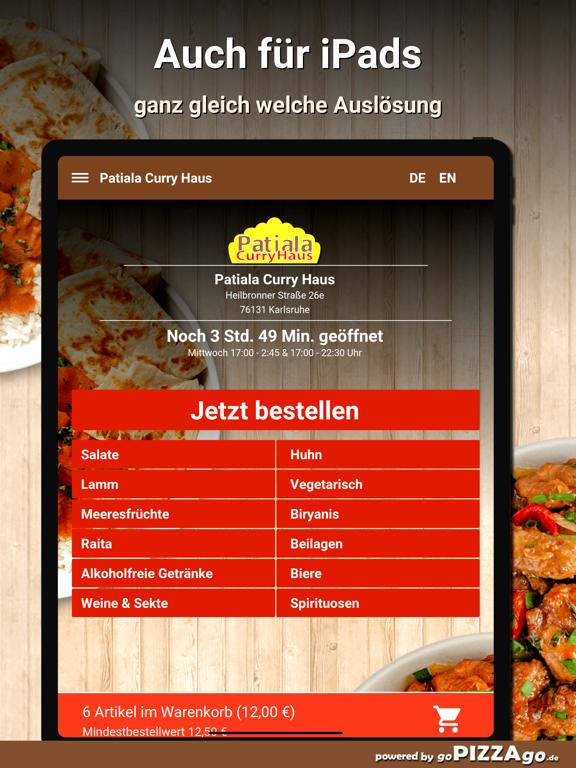 Patiala Curry Haus Karlsruhe screenshot 7