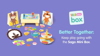 Sago Mini Apartment Adventure screenshot 8