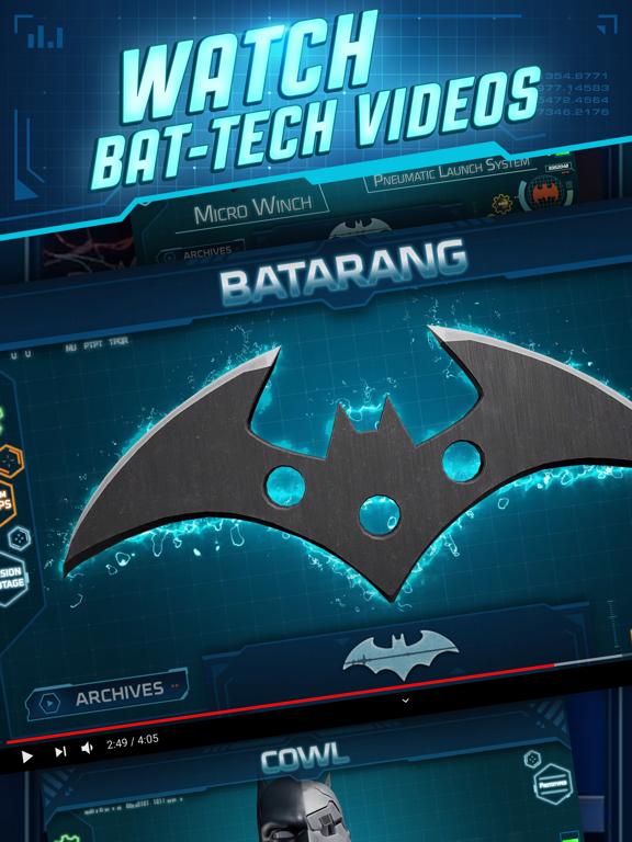 DC: Batman Bat-Tech Edition screenshot 14