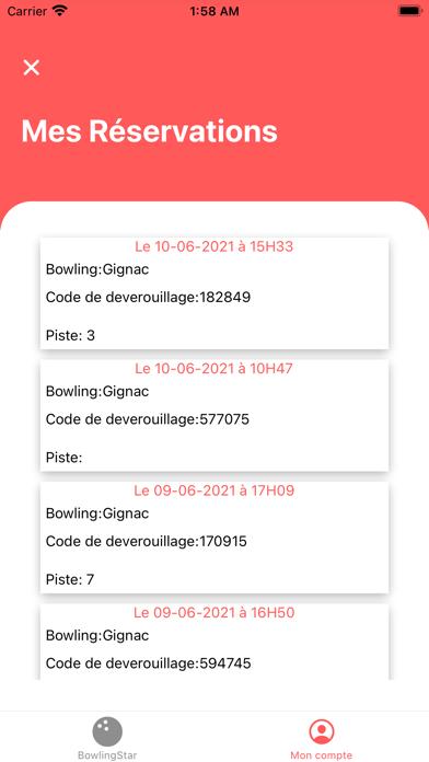 Bowlingstar screenshot 4
