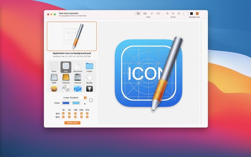 Iconographer Mini Screenshot