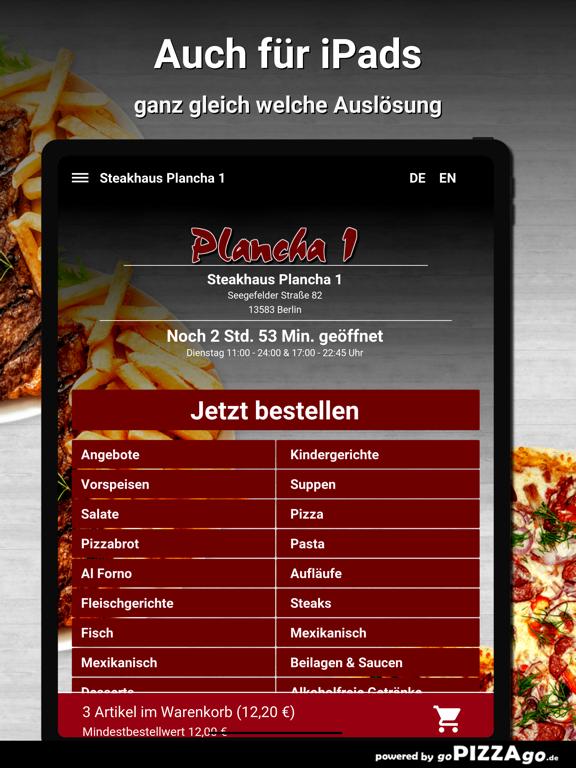 Steakhaus Plancha 1 Berlin screenshot 7