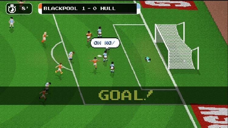 Retro Goal screenshot-3