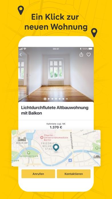 immowelt - ImmobiliensucheScreenshot von 8