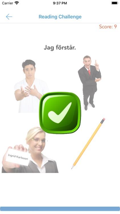 Swedish for Beginners screenshot-6