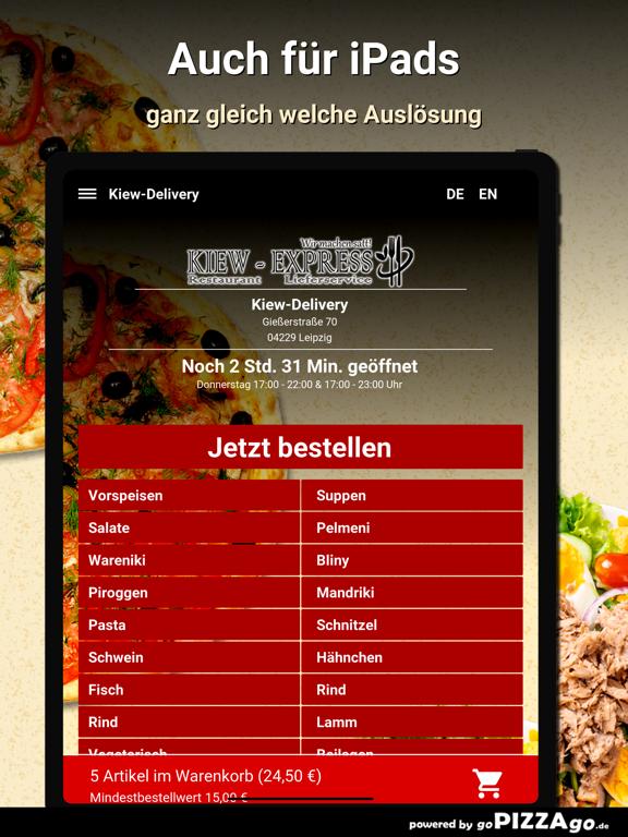 Kiew-Delivery Leipzig screenshot 7