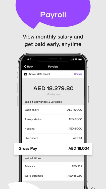 Bayzat: The Work Life Platform screenshot-4