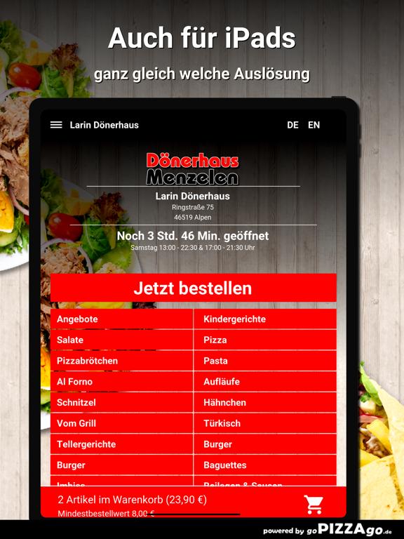 Larin Dönerhaus Alpen screenshot 7