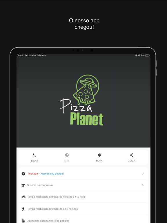 Pizza Planet screenshot 7