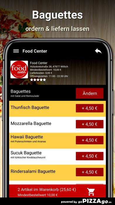 Food Center Willich screenshot 6