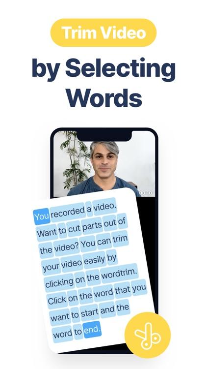 Video teleprompter & captions screenshot-4