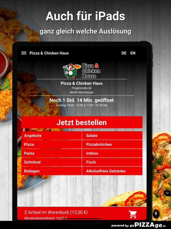 Pizza Haus Oberhausen screenshot 7