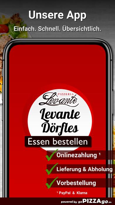 Levante Dörfles-Esbach screenshot 2