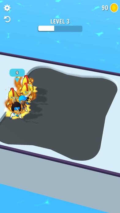 Crowd Fight 3D screenshot 2