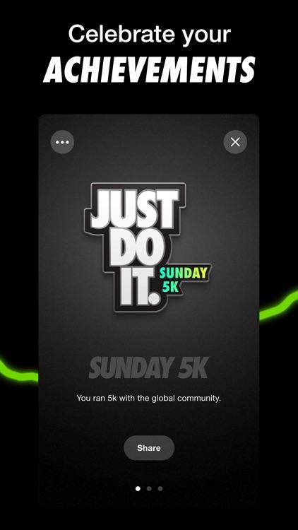 Nike Run Club: Running Coach screenshot-6