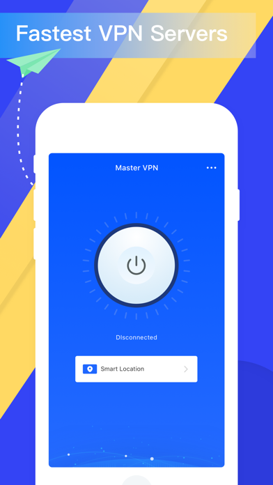 VPN Master - Fast Secure Proxyلقطة شاشة1