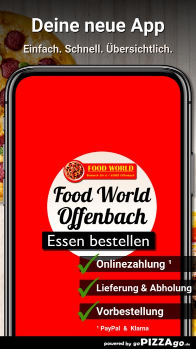 Food World Offenbach screenshot 1