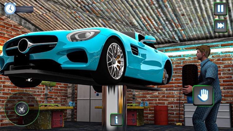 Car Mechanic Junkyard 3D Games