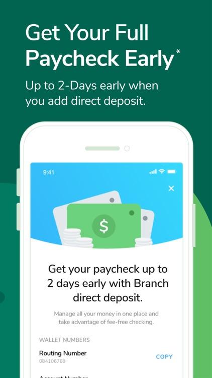 Branch: No Wait Pay. screenshot-3