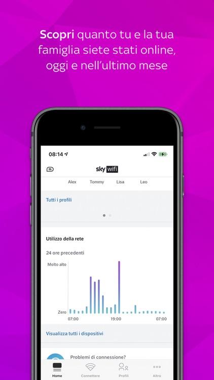 Sky Wifi screenshot-5