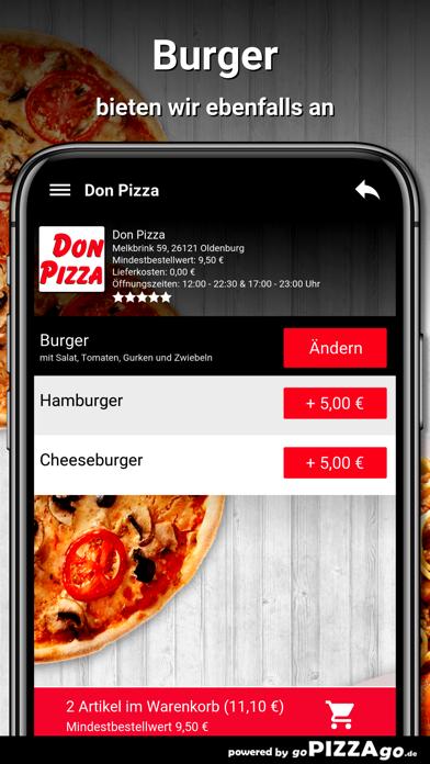 Don Pizza Oldenburg screenshot 6