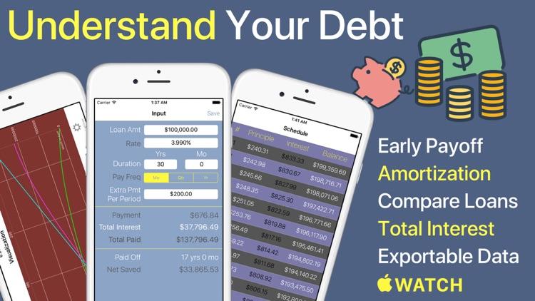 Loan and Mortgage Calculator screenshot-5
