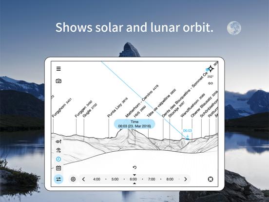 PeakFinder Screenshots