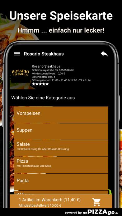 Rosario Steakhaus Berlin screenshot 4