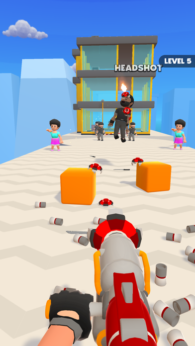 Booster Gun screenshot 7