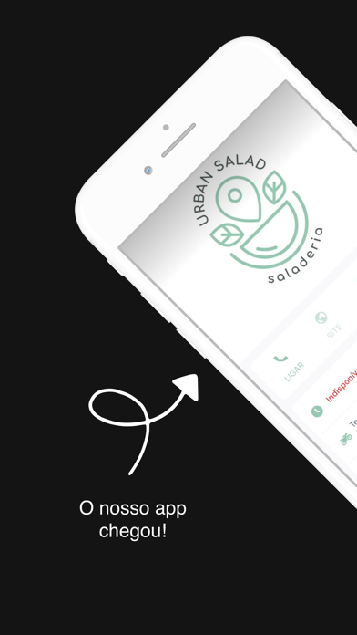 Urban Salad Saladeria screenshot 1