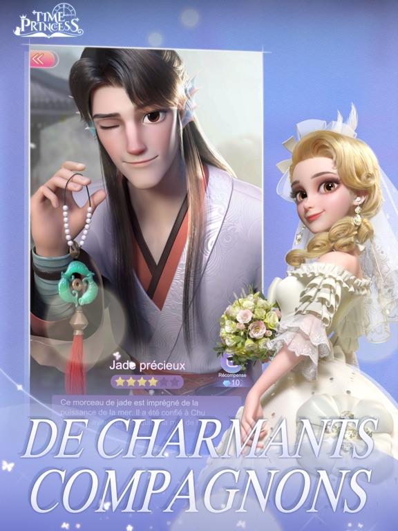 Time Princess: Dress Up