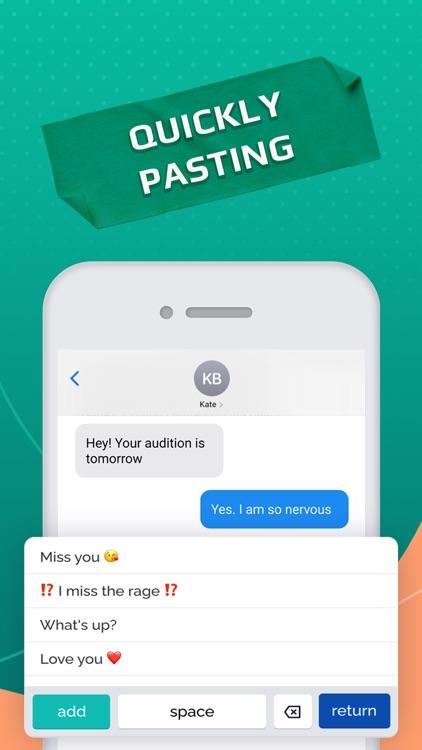 AutoSnap - Auto Paste Keyboard screenshot-3