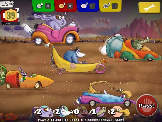 Jungle Race Digital screenshot 7
