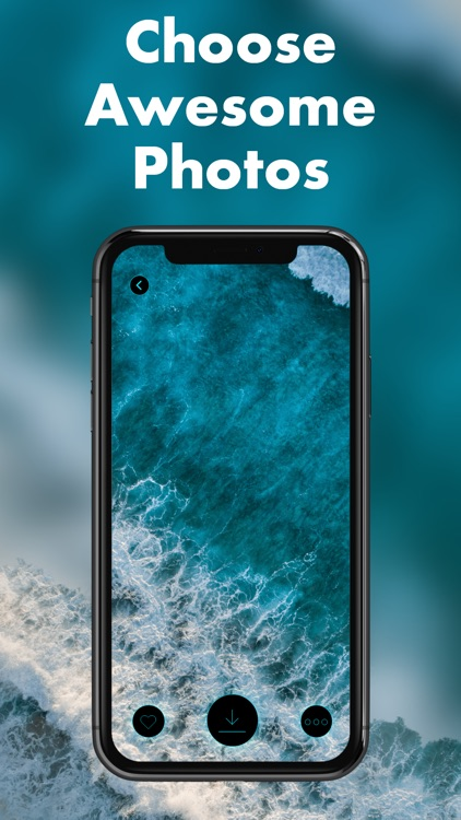 Moving Wallpapers & App Icons