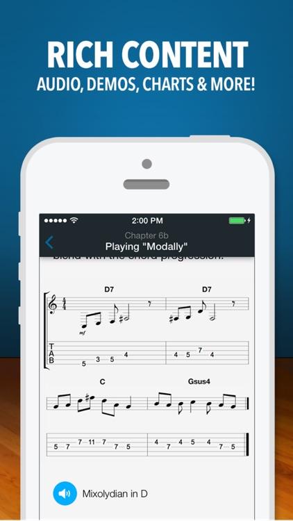 Modal Buddy - Guitar Trainer screenshot-4