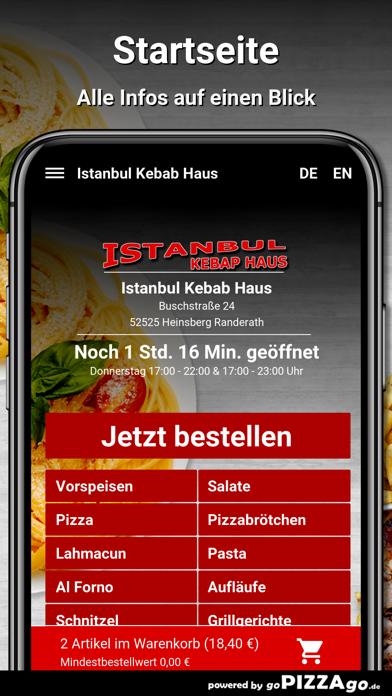 Istanbul Heinsberg Randerath screenshot 2