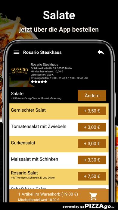 Rosario Steakhaus Berlin screenshot 5