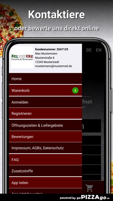 Ristorante Belvedere Zeitlarn screenshot 3